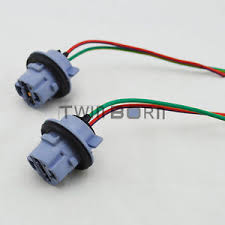 7440 t20 led bulb brake turn signal light socket wiring harness image is loading 7440 t20 led bulb brake turn signal light