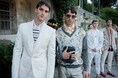 Male Pattern Boldness Interesting Male Pattern Boldness Dolce Gabbana's Alta Sartoria Ode To Villa