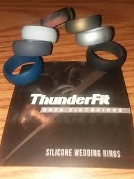 Silicone Wedding Rings Singles Rubber Bands Pro Athletic