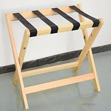 suitcase stand solid wood luggage 1 4 hotel bedroom rack holding suitcases backpacks as australia wooden suitcase stand luggage rack