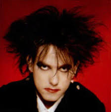 Robert Smith of The Cure - Robert-Smith