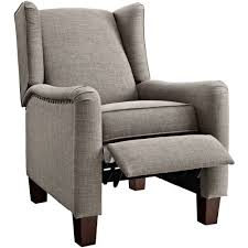 upholstered recliner chair. Perfect Recliner Upholstered Wingback Recliner Chair Living Room Furniture Living Room  Recliner Furniture Sets Intended R