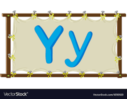 letter of the alphabet vector image