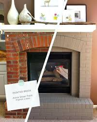 paint fireplace painted brick fireplace paint brass fireplace doors black paint fireplace
