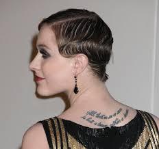 самые необычные татуировки звёзд кино