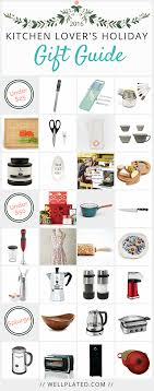 Kitchen Christmas Gift Kitchen Lovers Holiday Gift Guide 2016 Well Plated By Erin