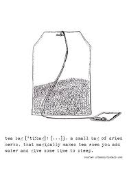 tea bag drawing tumblr. Delighful Drawing Found On Dandelionmoodtumblrcom Via Tumblr Throughout Tea Bag Drawing