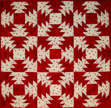 202 best Quilting - Red & White Quilts images on Pinterest | Red ... & Red and white quilt from the NY Armory Quilt Show Adamdwight.com