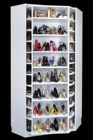 lazy susan shoe rack for closet storage innovate home org sack lazysusan