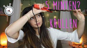 In 5 Minuten Haar Krullen