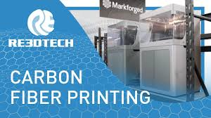 Markforged Design Guide Markforged Carbon Fiber Printing Re3dtech 3d Printing