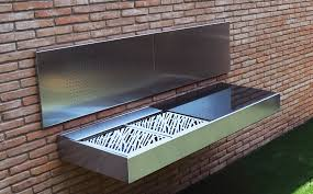 Best Barbecue Design Sleek Cantilever 2 Bbq Charcoal Grill Couture Outdoor