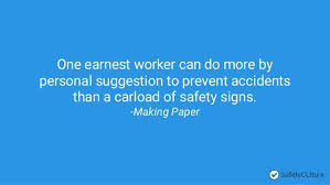 Safety Quotes Magnificent Top 48 Safety Quotes To Improve Your Safety Culture