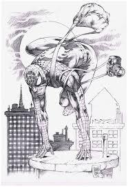 Spider Man By Marcio Abreu
