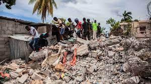 Haiti's citizen seismologists helped ...