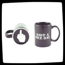funny office mugs. interesting funny middle finger funny coffee mug  front view all  on office mugs t