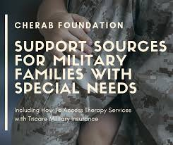 This presentation shows you how simple it is to enroll online using tricare's beneficiary web enrollment portal. Support Sources For Military Families With Special Needs