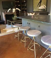 brass furniture. Gold-brass-modern-barstool Brass Furniture 3