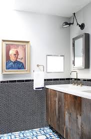 reclaimed bathroom furniture. Beautiful Reclaimed Wood Vanity Is A Trendy Way To Add Warmth The Contemporary Bathroom [ Furniture M