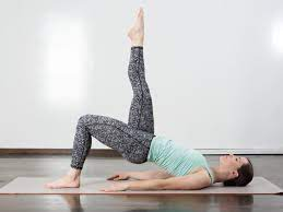 pilates and a 10 minute core workout
