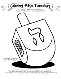 Small Picture dulemba Coloring Page Tuesday bonus Dreidel