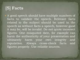 four types of public speaking and useful speech writing tips 20 iuml130151 a good speech