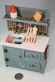 handmade dolls house furniture. This Country Sink Was Featured In The February, 2015, Issue Of Dolls\u0027 House Magazine. There\u0027s A \ Handmade Dolls Furniture I