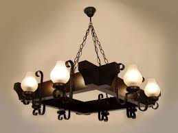 alluring round rustic chandeliers and chandelier astounding wrought iron fascinating rustic iron chandelier h98