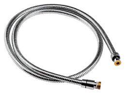 <b>Душевой шланг Lemark Turn-Free</b> LE8034S сталь, цена | Akvasink