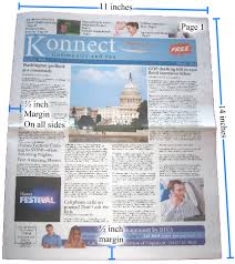 How To Make A Newspaper Template On Microsoft Word Specifications For Printing Or Publishing A Newspaper