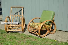 bamboo rattan chairs. Century Patio Furniture Minimalist 19 Mid Modern Pair Of Bamboo Rattan Lounge Chairs Vintage