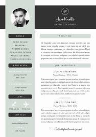 Modern Resume Pdf Creative Designer Resume Pdf Guatemalago