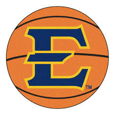fanmats ncaa east tennessee state university orange 2 ft x 2 ft round area