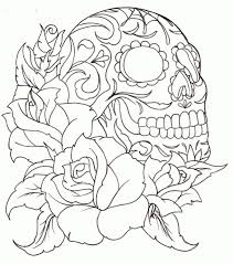 Small Picture Tattoo Coloring Pages Archives In Coloring Pages Tattoos glumme