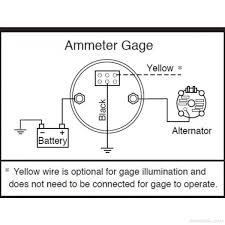 ammeter wiring diagram wiring diagram ammeter wiring car wiring diagram onlinecar amp meter wiring diagram wiring library dc ammeter shunt wiring