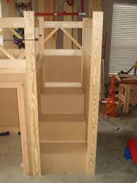 Bunk Bed Stairs Plans How To Build Stair Drawers Bunk Bed How To Build Step By Step Diy