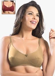 Sonari Bra Size Chart Sonari Pack Of 2 Multicoloured Solid Bras