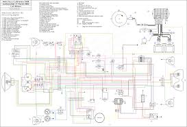 wiring charts see or here technical guzzitech dk 1988 california 1000 carb
