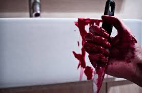 Image result for bloody knife