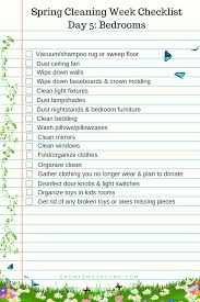 Spring Cleaning Checklist Day 5 Grunts Move Junk Vermont