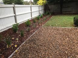 metal garden edging driveway border