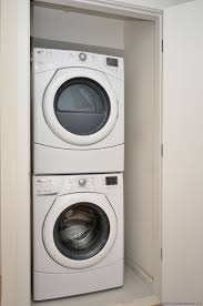 Small Laundry Machine Interior Design Modern Stackable Washer Dryer For Your Laundry