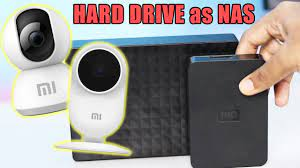 How to setup NAS for Mi Home Security Camera 360 / Basic 1080p - Any Hard  Disk as NAS - YouTube