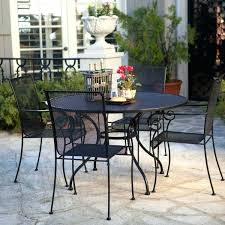 wrought iron outdoor dining set wrought iron chairs outdoor dining room wrought iron dining sets wrought