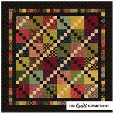 12 best Quilts - Five and DIme images on Pinterest | Quilting ... & Five and Dime quilt pattern from Kim Diehl's Simple Whatnots Club Adamdwight.com