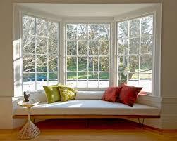 1950s Medium Tone Wood Floor Living Room Idea In San Francisco With White  Walls