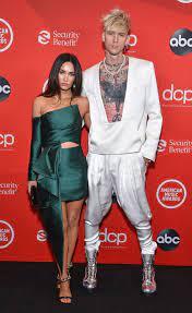 American Music Awards 2020: MGK, Megan ...
