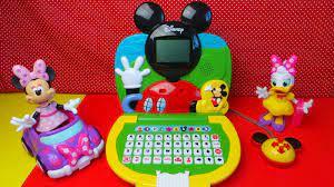 Bộ đĩa học tiếng Anh The Best Of Mickey Mouse Clubhouse phát triển IQ cho  trẻ