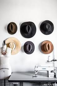 ... gallery hat wall