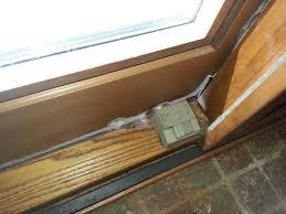 prepossessing pella sliding door with blinds between glass